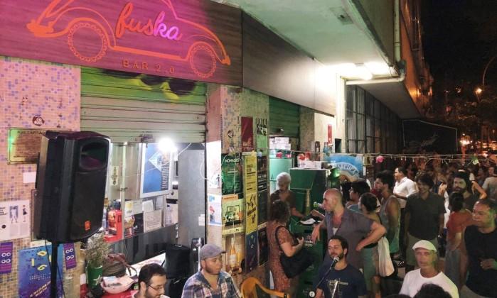 RS - boteco Fuska Bar 2.0 Foto: Juarez Becoza / Divulgação