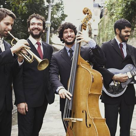 Quinteto Nuclear Foto: Divulgação