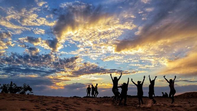Dunas do Jalapão, um dos roteiros nacionais mais procurados por quem viaja sozinho no Brasil Foto: lumattos / viagemparasolteiros.com.br