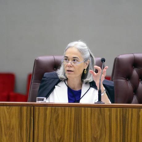 Maria Thereza de Assis Moura, ministra do Superior Tribunal de Justiça Foto: GUSTAVO LIMA / Gustavo Lima/STJ/17-12-2014