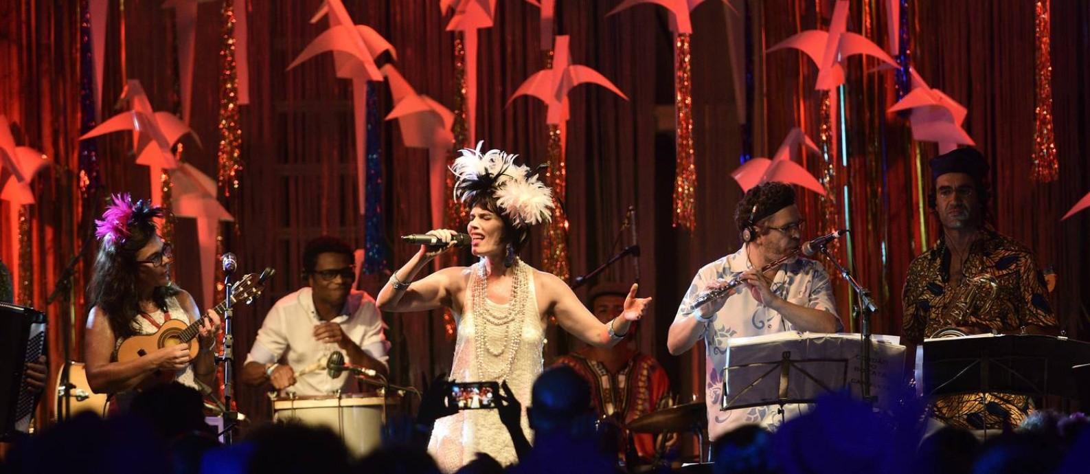 Casa Bloco promove uma série de bailes Foto: Divulgação/Bruno de Lima