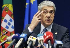 Ex-premier José Sócrates ficou preso por nove meses e aguarda julgamento por crimes que envolvem corrupção e lavagem de dinheiro Foto: Reuters