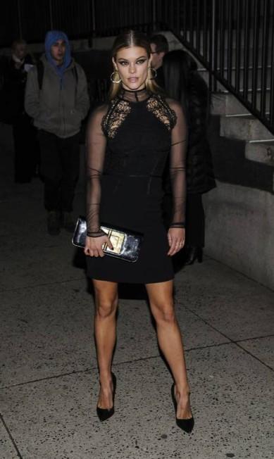 Nina Agdal, que já namorou Leonardo DiCaprio Christopher Smith / Christopher Smith/Invision/AP
