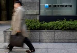 Sede da Nippon Steel em Tóquio. Foto: Yuya Shino/Reuters