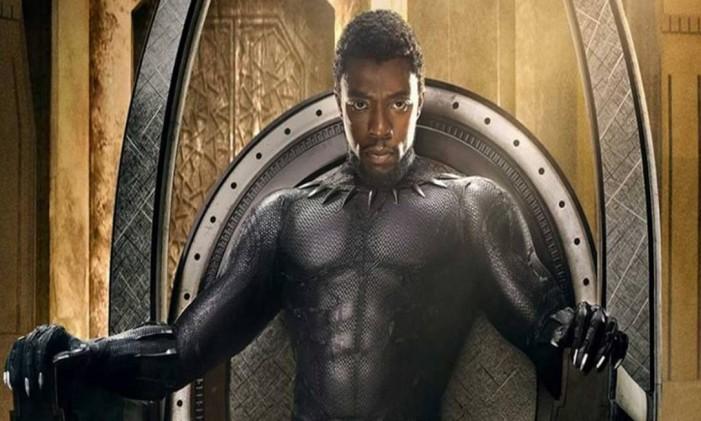 'Pantera Negra': um dos primeiros heróis negros Foto: Divulgação