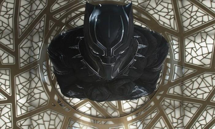 'Pantera Negra': a semelhança com Batman Foto: null / Divulgação