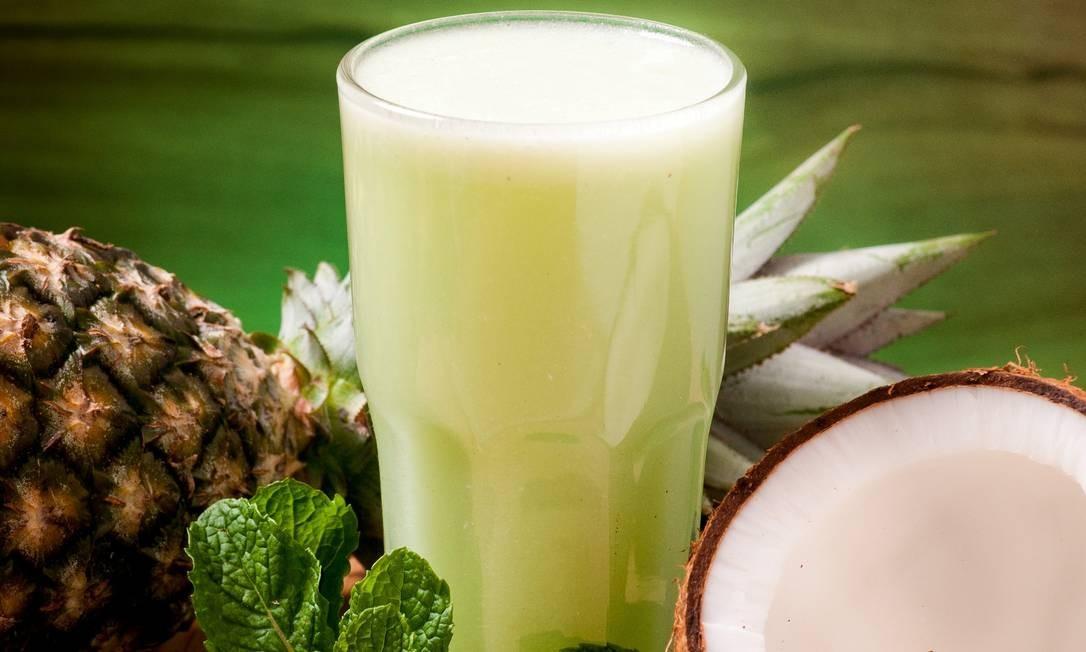 O suco energia tropical do Megamatte é reforçado com uma combinação de ingredientes antioxidantes, rica em fibras e vitamina C: com água de coco, abacaxi e hortelã (R$ 8,50, 300ml). Rua Francisco Otaviano 67, Copacabana (3734-1646). De seg a sáb, das 8h às 20h. Dom, das 9h às 20h. Divugação