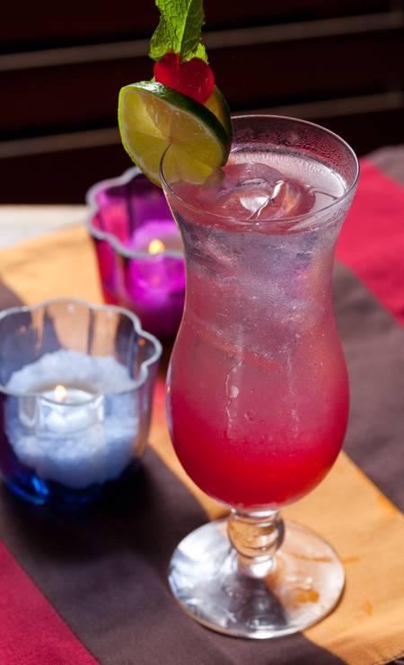 O Nam Thai oferece várias opções de drinks não alcoólicos com ingredientes clássicos de coquetéis destiladas. O cranberry lemonade (R$ 18) vem com xarope de cranberry, suco de lima e club soda. Rua Rainha Guilhermina 95, Leblon (2259-2962). Seg, das 19h à meia-noite. Ter e qua, do meio-dia à meia-noite. Qui a sáb, do meio-dia à 1h. Dom, do meio-dia às 22h30m. Foto: Divulgação