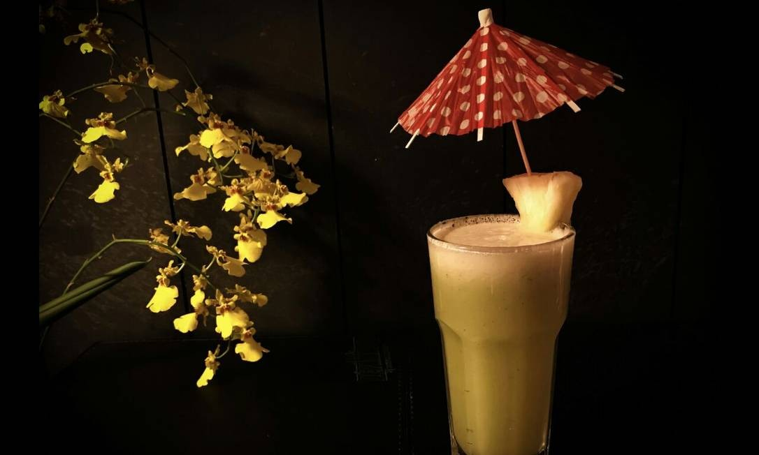 Na Le Dépanneur, a bebida revigorante é feito com mate, limão, hortelã, mel e abacaxi. Av. Afrânio de Melo 290, Leblon (2512-6961). Seg a sáb, das 8h30m às 23h. Dom e feriados, das 8h às 22h. Divulgação