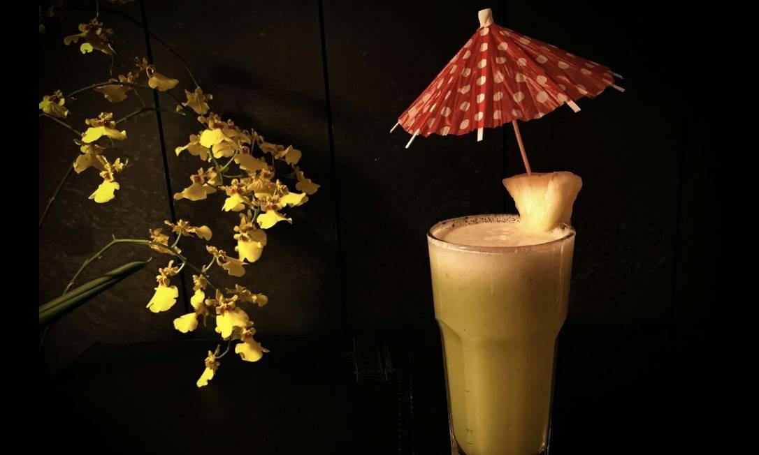 Na Le Dépanneur, a bebida revigorante é feito com mate, limão, hortelã, mel e abacaxi. Av. Afrânio de Melo 290, Leblon (2512-6961). Seg a sáb, das 8h30m às 23h. Dom e feriados, das 8h às 22h. Foto: Divulgação