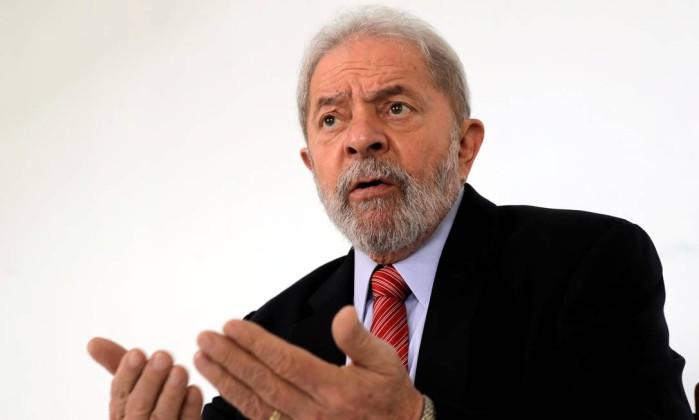 Fachin nega pedido de habeas corpus de Lula