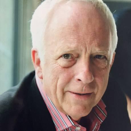 """Gareth Stedman Jones, ex-professor de Cambridge e ex-editor da revista """"New Left Review"""" Foto: Divulgação / Agência O Globo"""