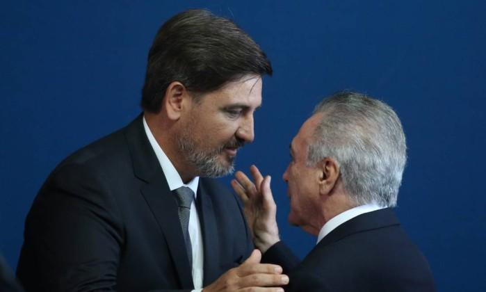 Barroso intima diretor da PF por declarações sobre inquérito de Temer