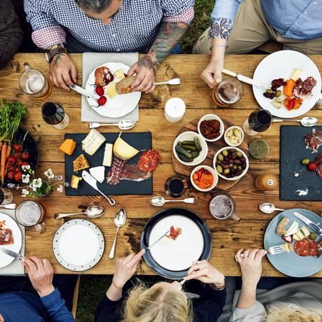 Francesa é contra restrições na alimentação Foto: Shutterstock / .