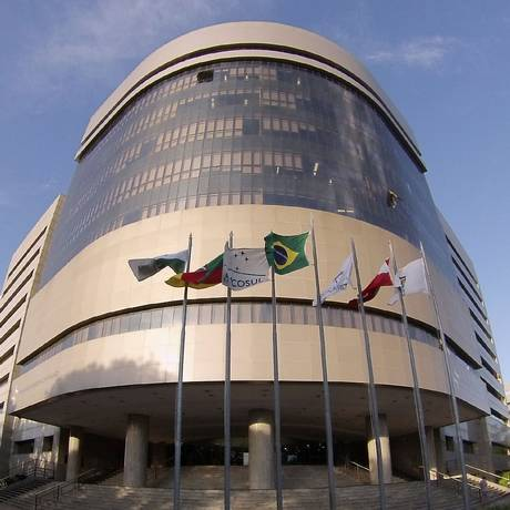 A sede do Tribunal Regional Federal da 4ª Região em Porto Alegre Foto: Sylvio Sirangelo/TRF4/Divulgação