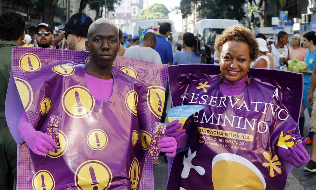 As Fantasias Mais Divertidas Deste Sábado De Carnaval No Rio