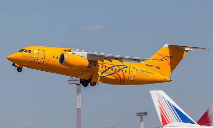 Governo russo confirma morte das 71 pessoas a bordo do Antonov