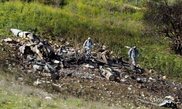 Em resposta aos ataques, Síria derruba aviões israelenses — Mídia