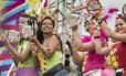 O Sargento Pimenta deu vida às canções dos Beatles em ritmos carnavalescos
