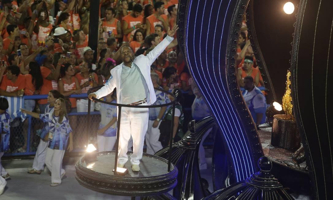 A personalidade do ano é o compositor Martinho da Vila Pedro Teixeira / Agência O Globo