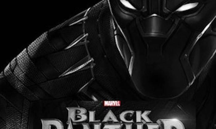 Capa do álbum 'Pantera Negra' Foto: Reprodução