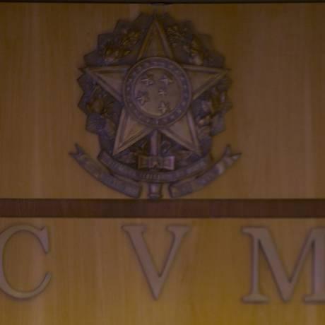 Fachada do plenário da CVM Foto: Antônio Scorza / .