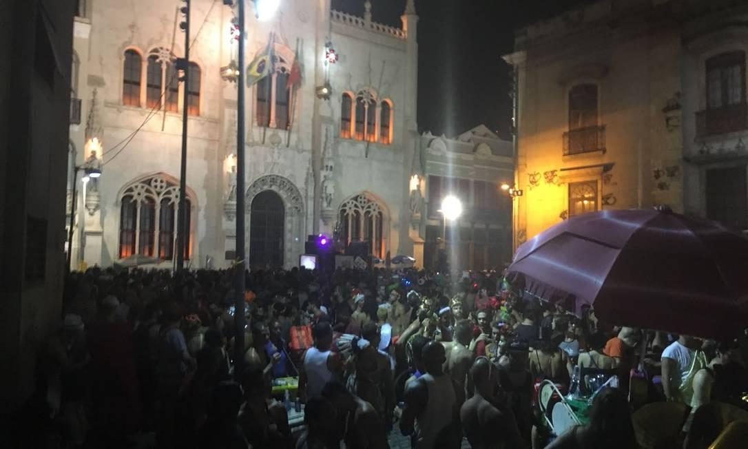 O evento criado no Facebook teve cerca de três mil confirmações Foto: Bárbara Nóbrega