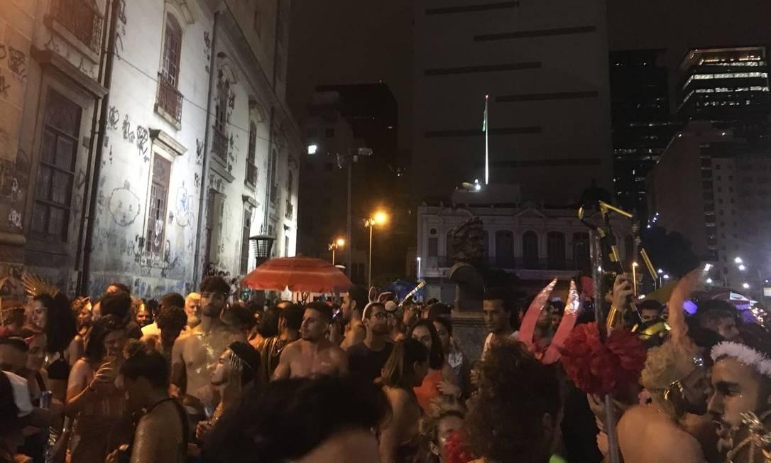 Os organizadores afirmam não ter nenhum vínculo com o Viemos do Egyto Bárbara Nóbrega