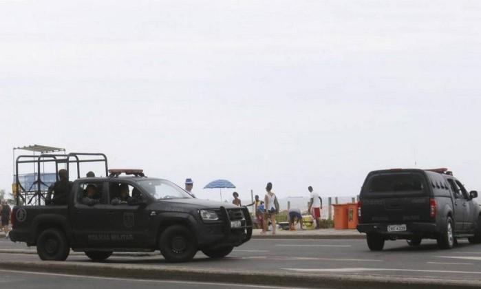 'Não estávamos preparados', diz Pezão sobre falhas na segurança durante Carnaval