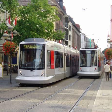 Prefeitos pedem detalhes sobre como o transporte gratuito será financiado Foto: Wikipedia