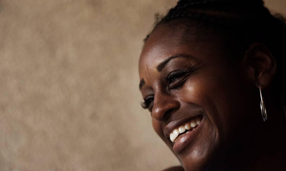 Sandra criou o nome artístico no início da carreira como passista de escola de samba Roberto Moreyra / Agência O Globo