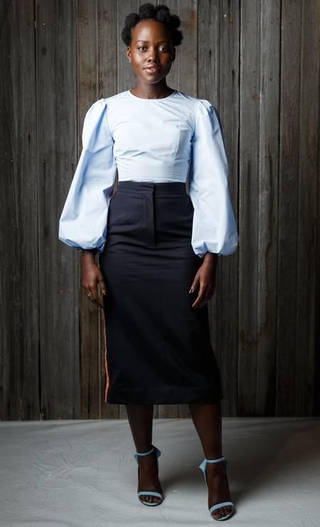 Lupita Nyong'o Foto: Kelly Taub/BFA.com/Divulgação