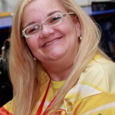 Liza foi uma das vítimas de acidente com carro alegórico Foto: Reprodução / Reprodução Facebook