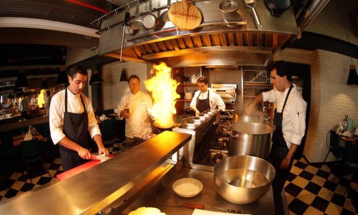 Chez Claude Foto: Roberto Moreyra / Agência O Globo