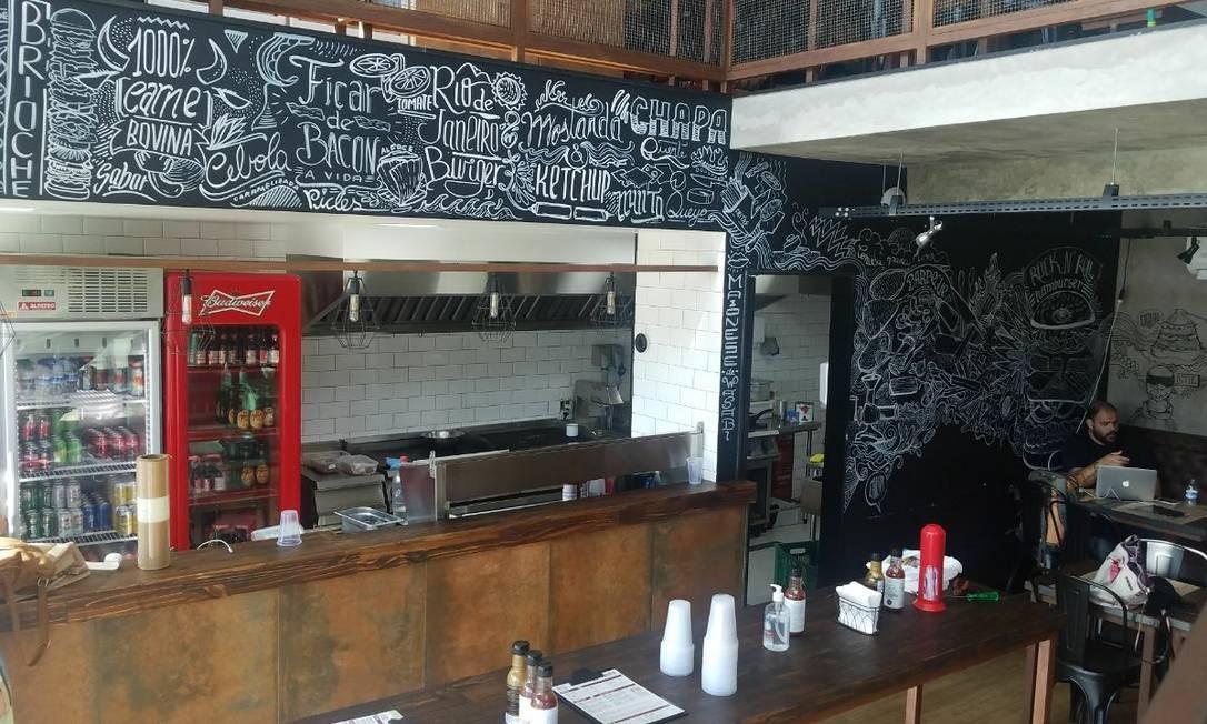 Ex-Touro. A nova loja da Barra é um espetáculo, completamente aberta, feita para deixar o público babando. Foto: Divulgação
