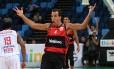 Marcelinho foi o cestinha da vitória sobre o Franca Foto: Staff Images/Flamengo