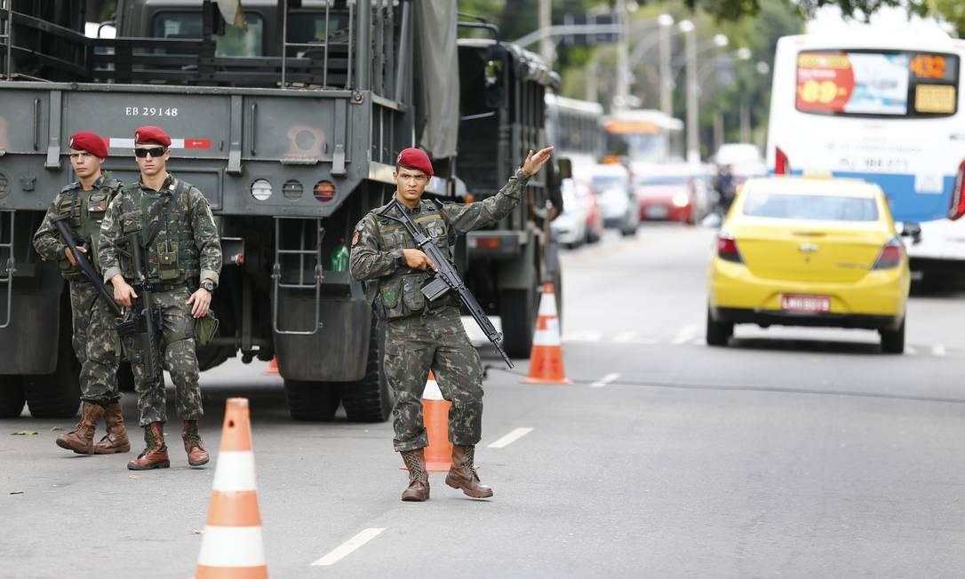 Intervenção federal  especialistas e colunistas do GLOBO dizem o que  esperar do decreto - Jornal O Globo 10305a4a8423d
