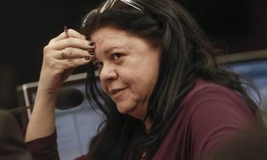 A deputada Laura Carneiro diz que haverá recursos federais para bancar a operação de intervenção Foto: André Coelho / Agência O Globo