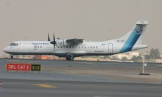 O avião envolvido no acidente era um ATR-72 da Aseman Airlines Foto: Wikipédia