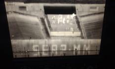 Imagem de câmera de segurança mostra unidade tomadas pelos presos Foto: Reprodução / .