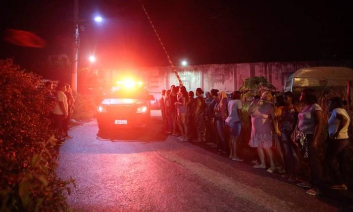 Presos fazem rebelião em penitenciária na Baixada Fluminense