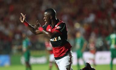 Vinicius Junior Foto: Gilvan de Souza