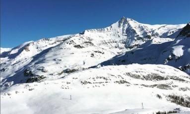Pai e filha morreram após avalanche nos Alpes Franceses Foto: Instagram/Reprodução