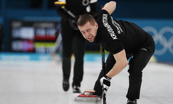 Russa cai no exame antidoping e é desclassificada — Olimpíada de Inverno