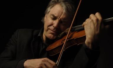 O violinista francês Didier Lockwood Foto: Philippe Lévy-Stab / Divulgação