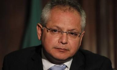 Roberto Alzir, subsecretário de Assuntos Estratégicos Foto: Roberto Moreyra / Agência O Globo/Arquivo