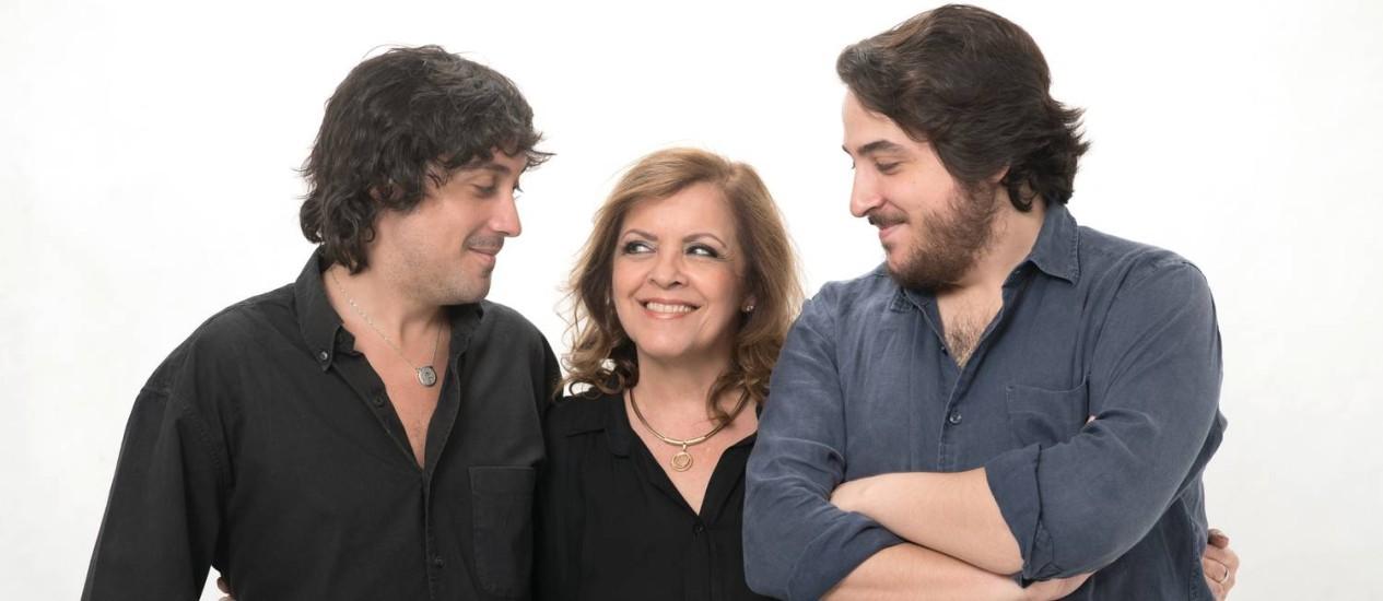 Amelia, Rabello, Julião Pinheiro e João Camarero Foto: Roberto Maciel / Divulgação / Roberto Maciel