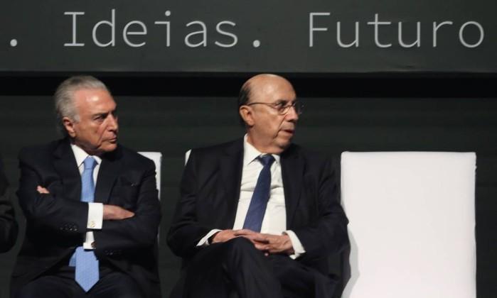 Meirelles diz que governo terá que remanejar recursos para intervenção no Rio