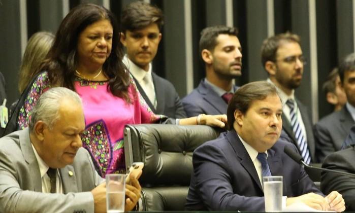 Maia: Câmara instalará observatório para fiscalizar ações do governo na Segurança
