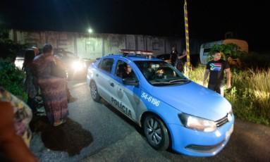 A Penitenciária Milton Dias Moreira abriga presos considerados neutros Foto: Brenno Carvalho / Agência O Globo